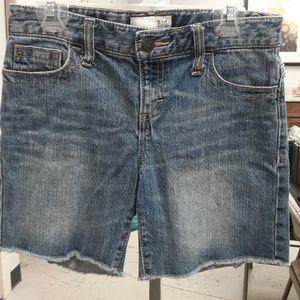 Girls sz 10 Old Navy Jean shorts